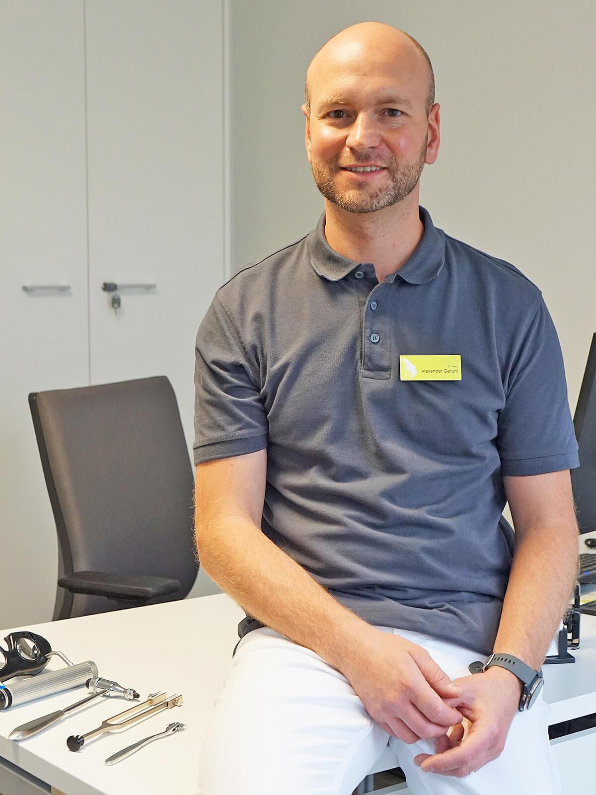 Dr. med. Alexander Gerum
